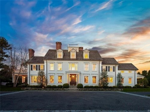 $7 Million Southport Home Comes With Party Barn, Home Theater