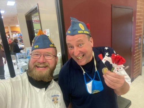 Belleville American Legion Scores Big With 2021 Poppy Fundraiser