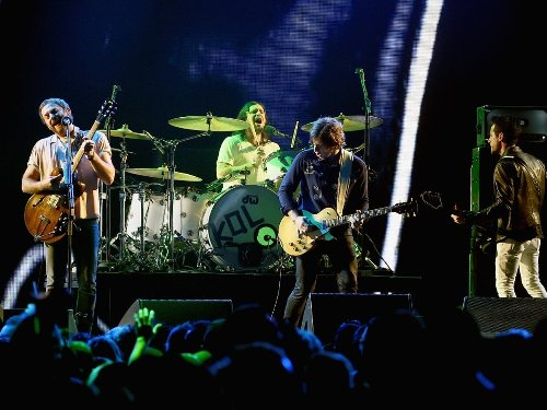 Kings Of Leon To Play At NFL Draft In Cleveland