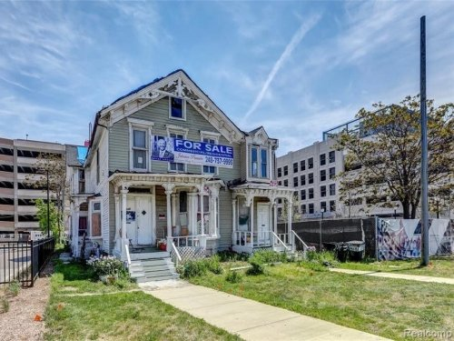 Wow House: $3.9M In Detroit