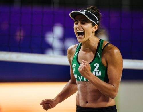 Phoenix's Sarah Sponcil Ready For Tokyo Olympics Debut