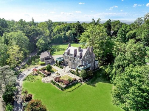 $7.5 Million Dollars For This Millburn Mansion