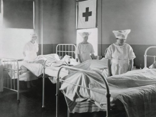 What The 1918 Flu Can Teach Washington About Coronavirus