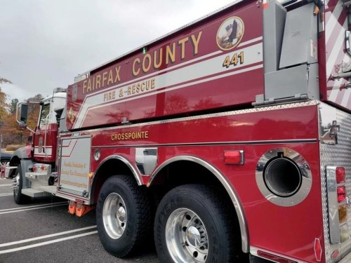 Fire In Reston Sauna Extinguished By Fairfax Firefighters