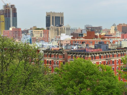 Harlem COVID Rates Drop To Lowest Levels Since Fall, Data Shows