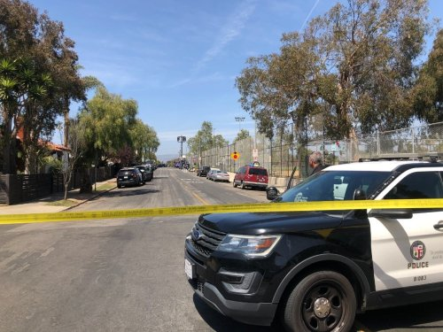 SWAT Standoff In Venice: Armed, Barricaded Suspect Arrested