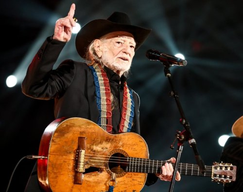 Willie Nelson To Perform At Saturday Capitol Rally