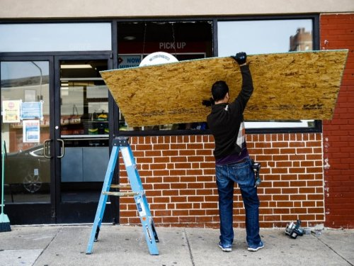 Philly Businesses Preparing For Unrest Following Chauvin Verdict