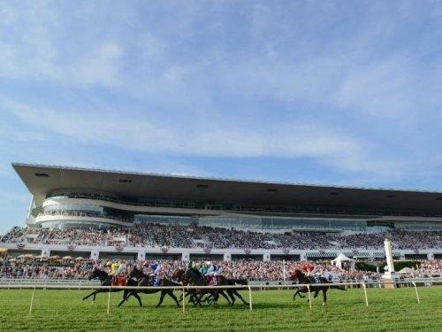 Horse Racing Group Announces Bid To Buy Arlington Racetrack