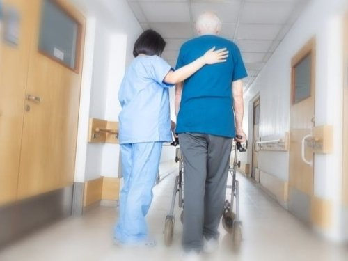FL Governor Chokes Back Tears, Relaxes Nursing Home Restrictions