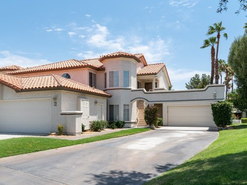5 New Palm Desert Area Homes On The Market