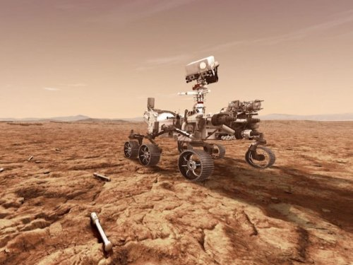 Mars Rover: 5 Things To Know About Perseverance