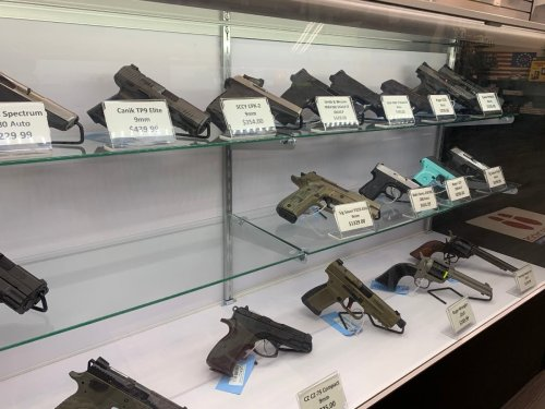 Number Of Firearm Applications Approved In MD Doubles In Year