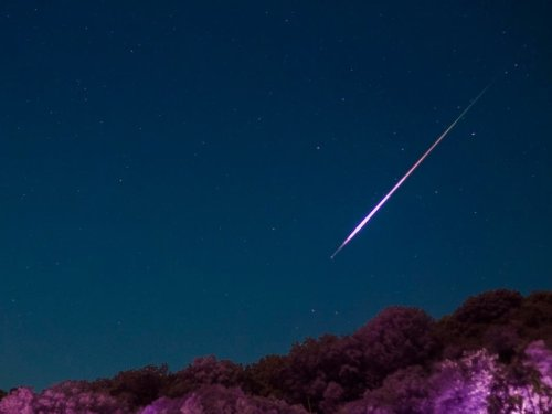 How To Watch The Perseid Meteor Shower In Western Washington