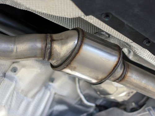 Man With Stolen Catalytic Converter Arrested In Peninsula