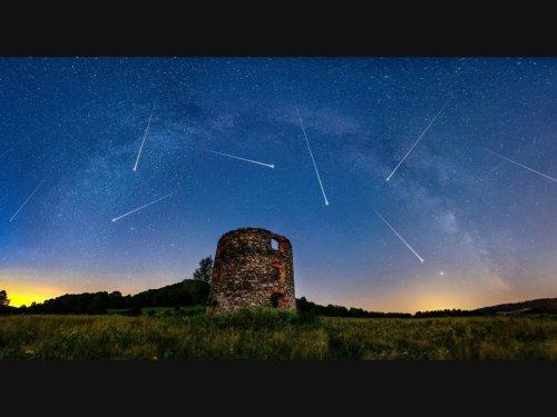 Lyrid Meteor Shower Peak: When To See Fireballs In Napa Valley