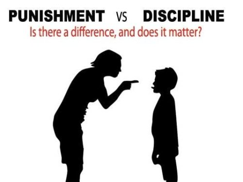 Discipline is More Effective than Punishments with Teens & Kids