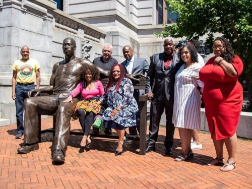 Columbus Replaced By George Floyd Monument In This NJ Town: PM