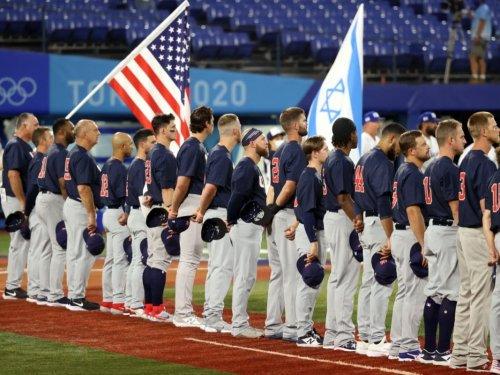 US Vs. Israel, Los Angeles Plays Orange County In Tokyo Olympics
