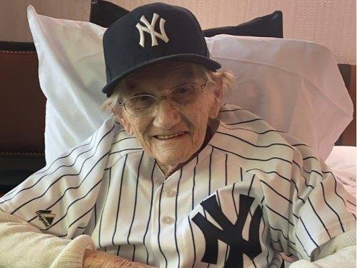 NJ COVID Survivor, Yankee Fanatic To Celebrate 97th: Patch PM