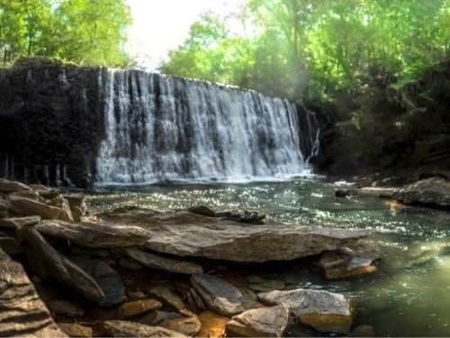 Pennsylvania's Best Waterfalls To Escape To This Summer