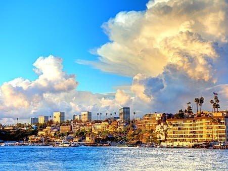 5 CA Beach, Lakeside Towns Rank Among Best In U.S.
