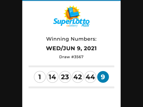 Agoura Hills, Did You Buy The Valley's Winning SuperLotto Ticket?