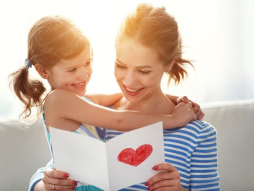 Love Letter To Mom: Happy Mother's Day, Rosa