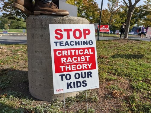 """Some Teachers, """"National Agitators"""" Voice Concerns About Race Theory, Transgender Rights"""