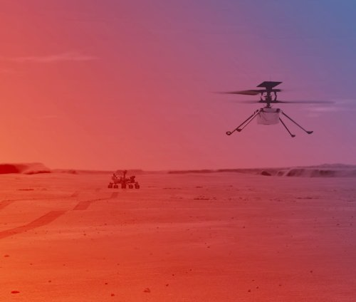 Mars Helicopter Mission May Be Saved By JPL Software Update