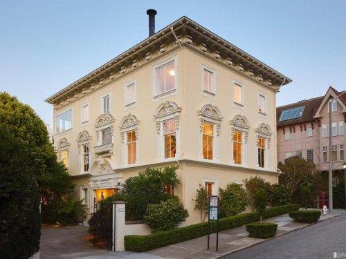 Elegant Pacific Heights Home Has Sweeping Views: $12M