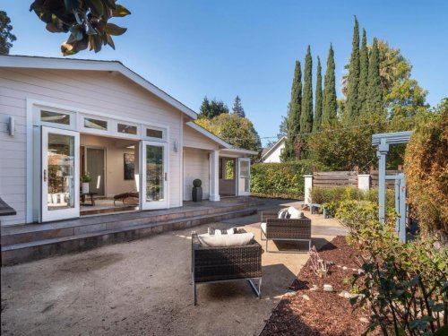 5 Open Houses For You In Menlo Park-Atherton Area
