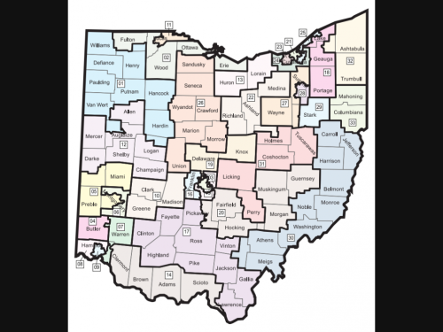 Ohio GOP Leaders May Have Sole Power To Intervene In Gerrymandering Cases