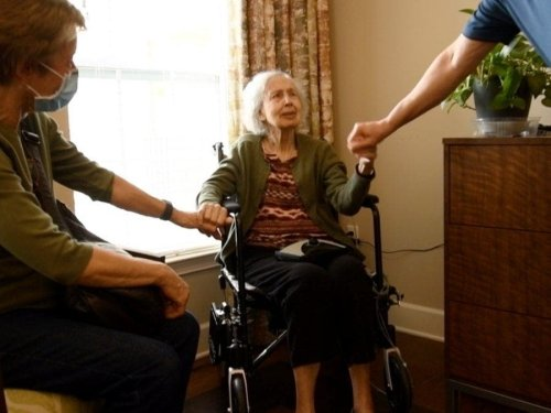GA Good News: Nursing Home Hugs, Best Beer Garden, Pay It Forward