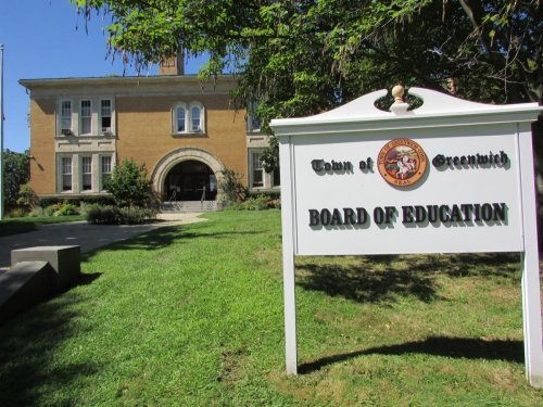 Greenwich Teachers Rally, Tell Board Of Ed. They Feel Harassed