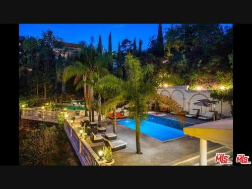 Spacious Hollywood Hills Estate Listed For $4.4 Million