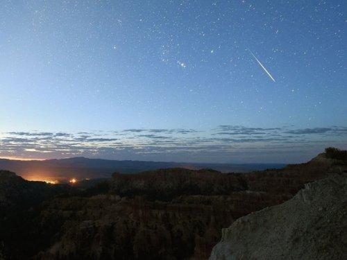 Lyrid Meteor Shower Peak: When To See Fireballs In Washington