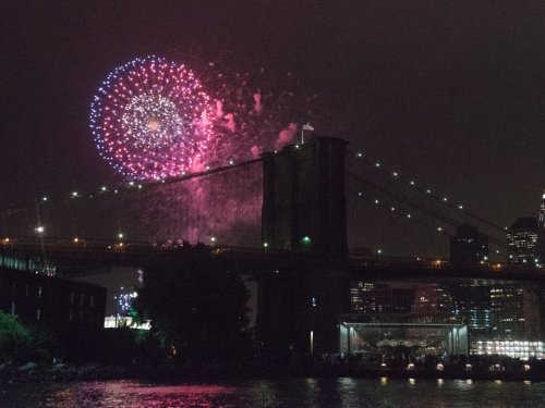4th Of July Fireworks 2021 Near The Upper East Side