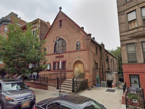 Permits Filed To Demolish Harlem Church Set For Redevelopment