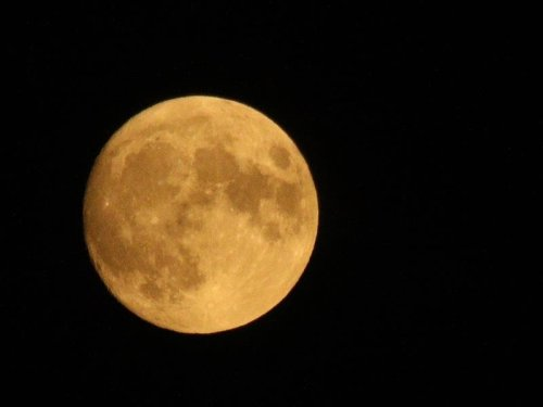 When To See 2021's Full Harvest Moon In Phoenix