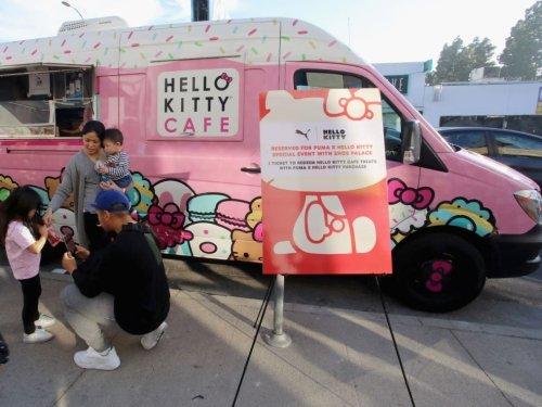 Hello Kitty Truck Coming To White Marsh