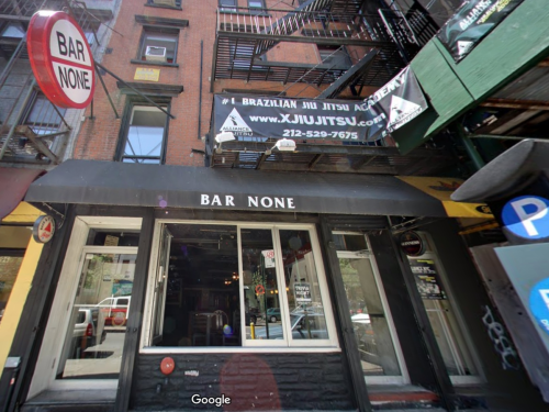 E Village Bartender Groped While Working At Bar None: Report