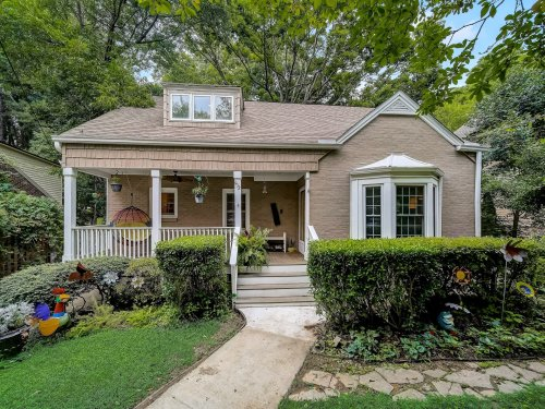 Virginia Highland-Druid Hills: Check Out 5 Nearby Houses On The Market
