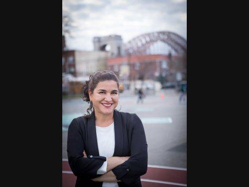 NYC Council District 22 Election: Evie Hantzopoulos Seeks Seat