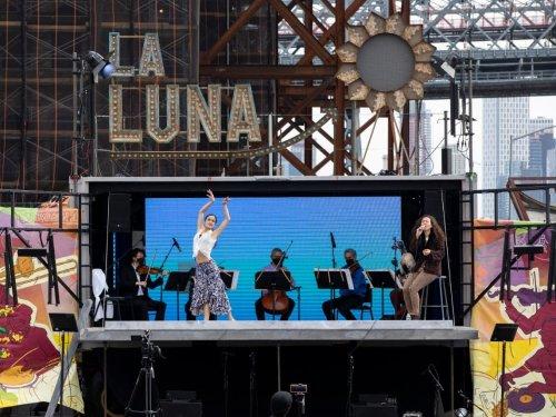 Harlem's Marcus Garvey Park Hosting Free Philharmonic Festival
