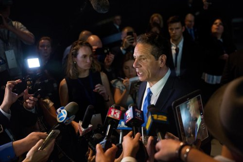 Andrew Cuomo Slammed For Keeping Trump's Donations