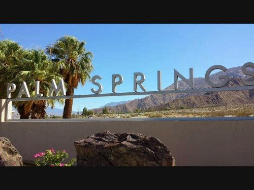Palm Springs Reaches 123 Degrees; People, Pets At Risk