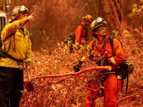 CA Fires: 2.4M Acres Burned; Arson Suspect In Fawn Fire Arrested