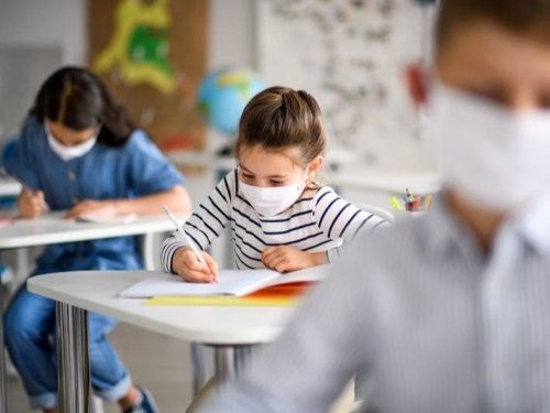 School Mask, Other Coronavirus Policies To Expire: Report