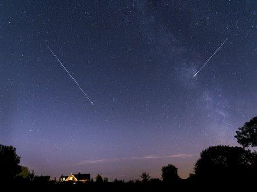 Delta Aquariids, Perseid Meteors In Stillwater: Peak Dates